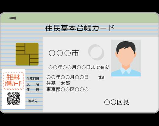 ビットフライヤー 住民基本台帳カード