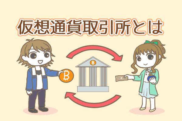 仮想通貨取引所とは