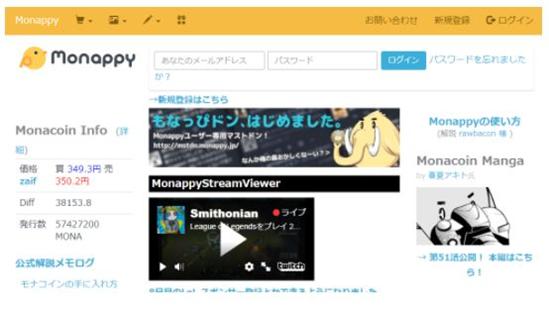 モナッピー(Monappy)